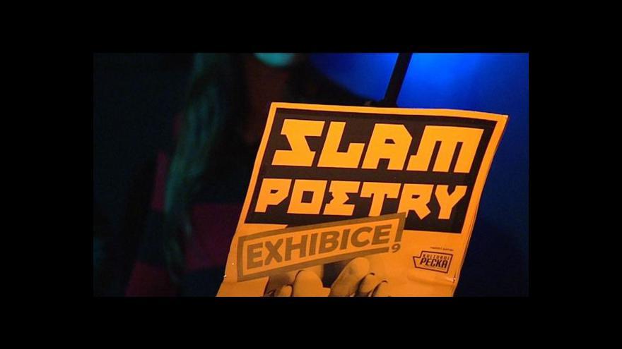 Video Začal jedenáctý ročník slam poetry