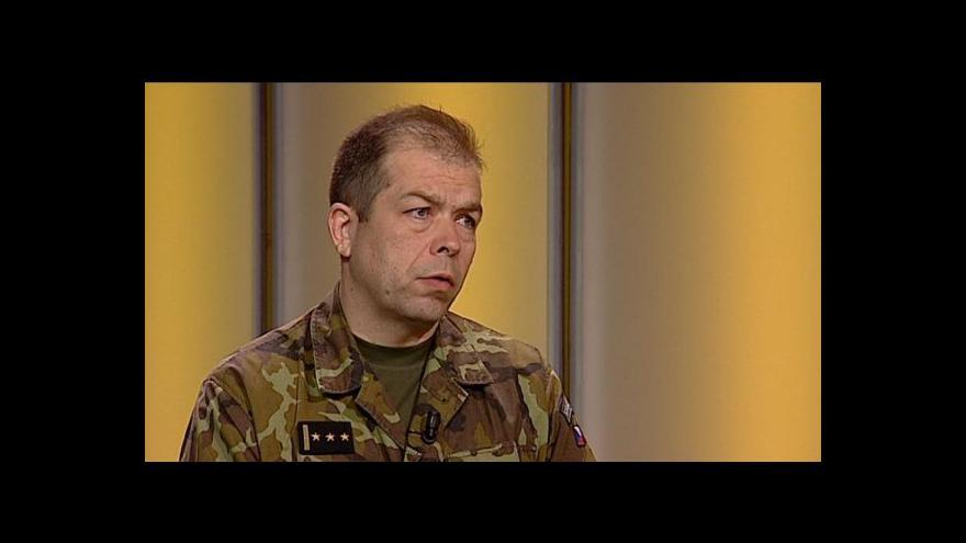 Video Vojenský historik Eduard Stehlík hostem Studia 6
