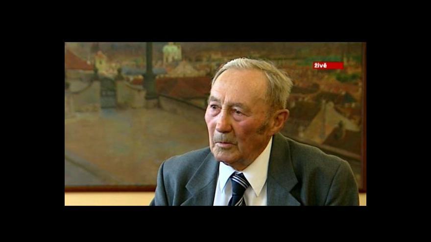 Video Rozhovor s Josefem Dufkem