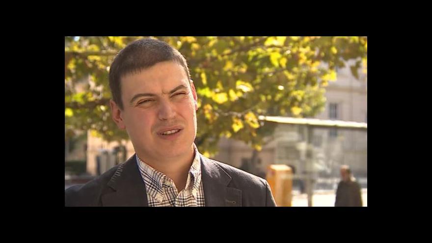 Video O problematice malých stran hovoří politolog Michal Pink