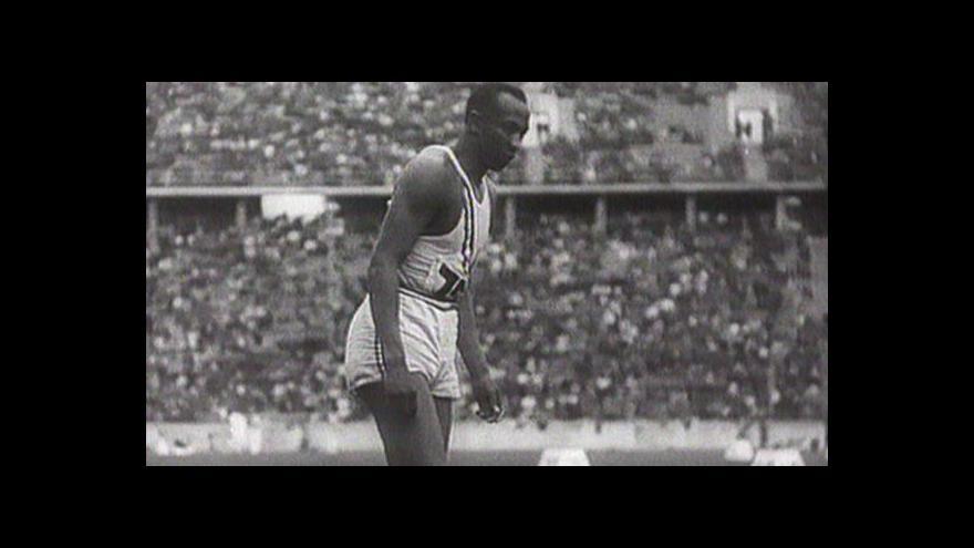 Video Uplynulo sto let od narození Jesseho Owense