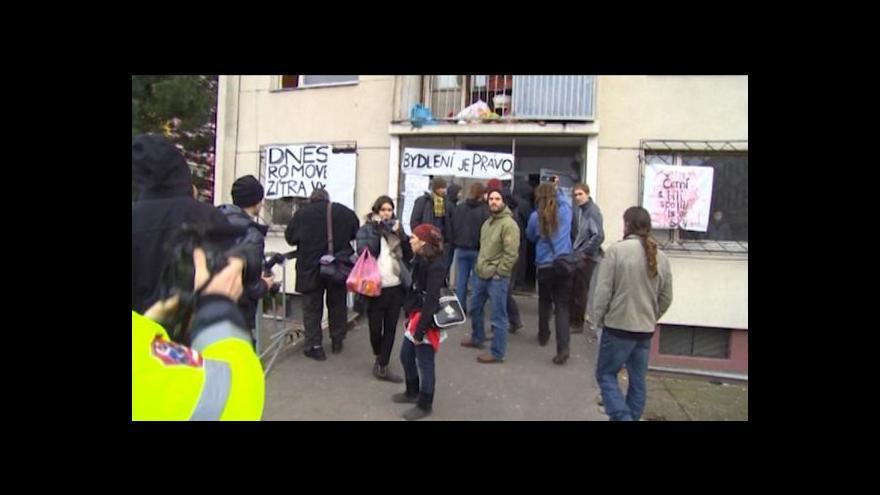 Video Petra Tachecí o sociálním bydlení