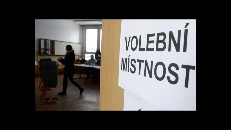 Video Mluvčí ministerstva vnitra Vladimír Řepka o přípravě voleb