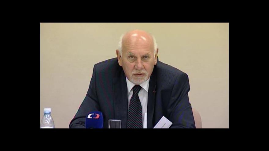 Video Brífink k 20. výročí Nejvyššího soudu ČR