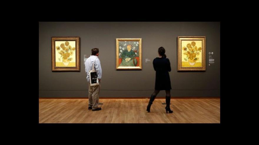 Video Nalezen nový van Gogh