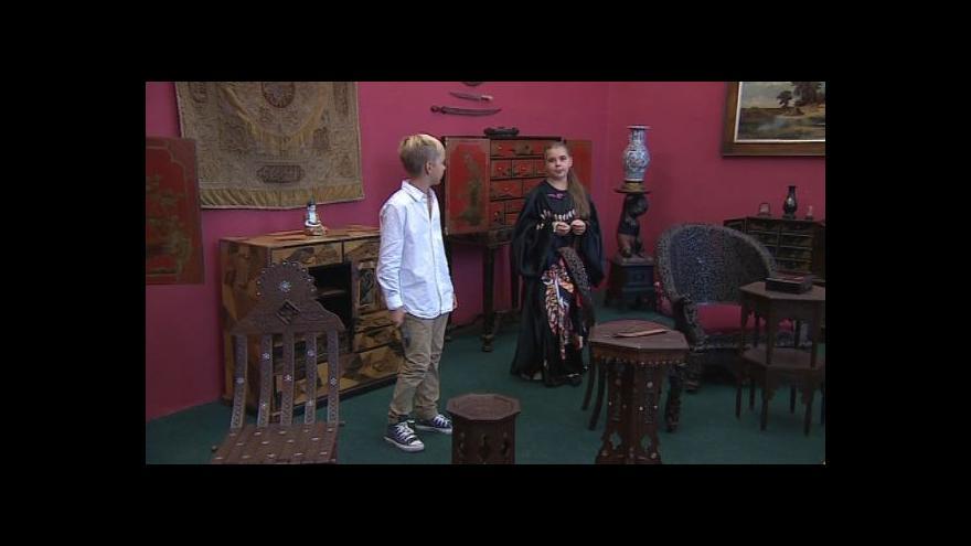 Video NO COMMENT: Děti se ujaly role průvodců znojemským hradem