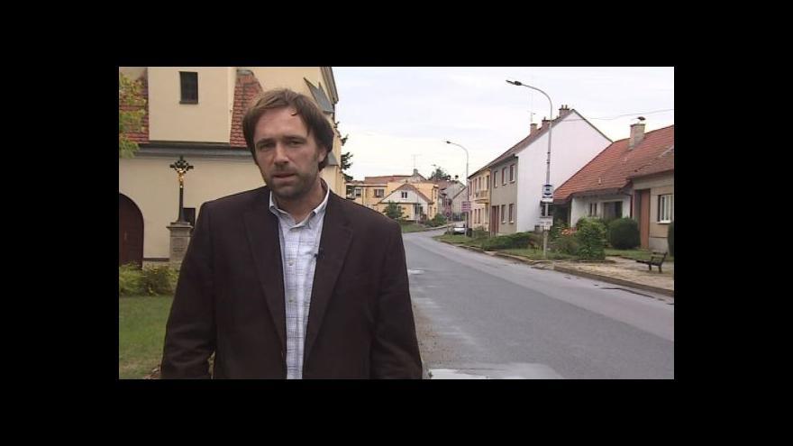 Video Své zkušenosti popisuje starosta Ostopovic Jan Symon (nez.)