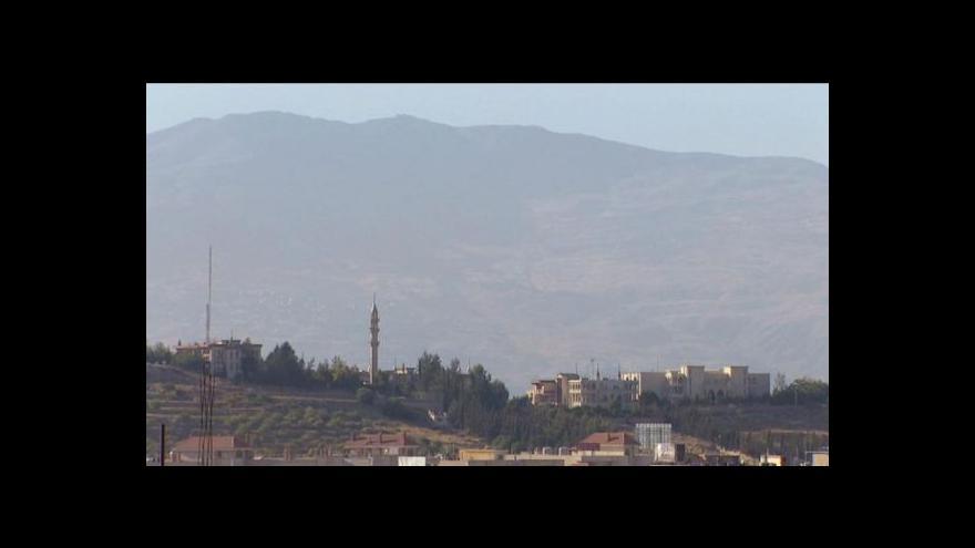 Video Rusko nabídlo řešení pro Sýrii