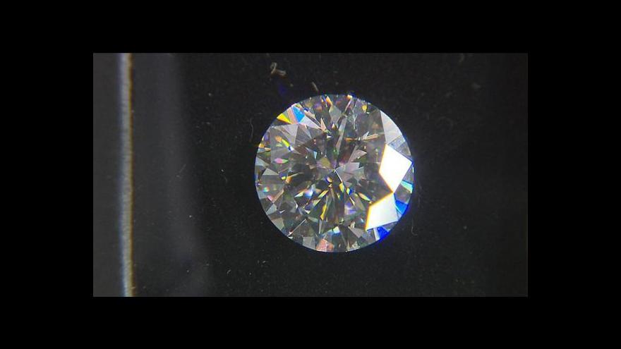 Video Erika Lori o možných důsledcích krádeže diamantů