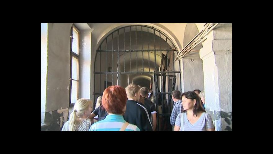Video O mimořádnou prohlídku věznice v Uherském Hradišti byl obrovský zájem