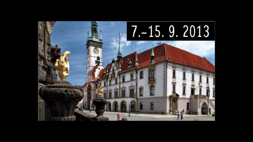 Video Začínají Dny evropského dědictví