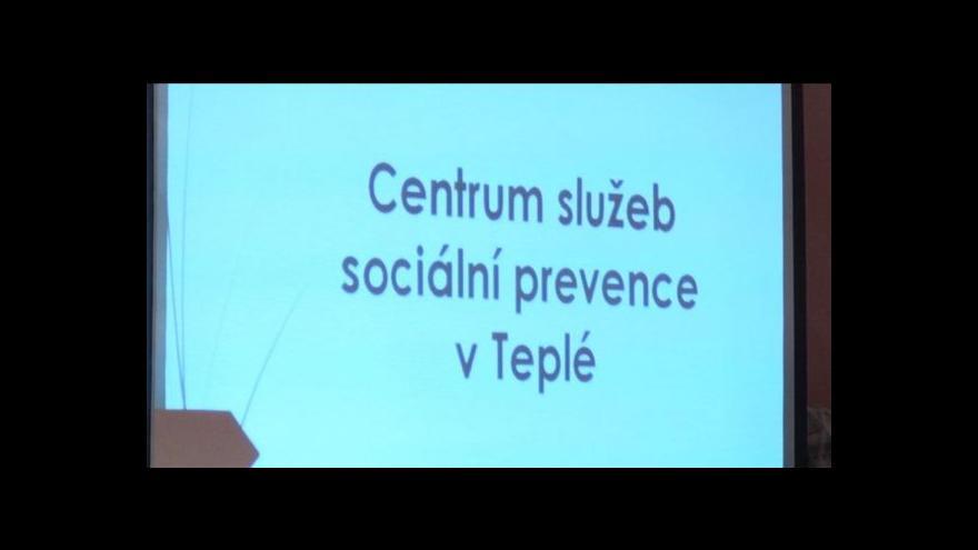 Video Marek Štětina o tepelském sociálním centru