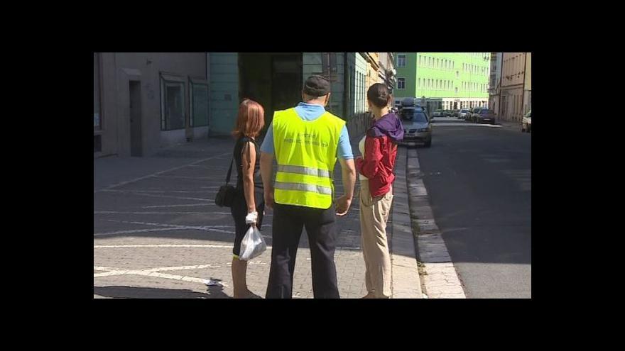 Video No comment: Práce asistentů prevence kriminality