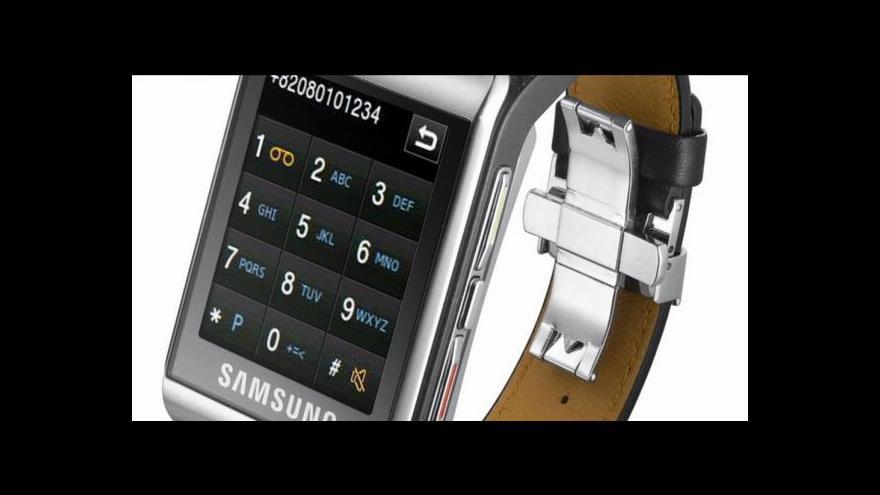 Video Ekonomika ČT24 o chytrých hodinkách