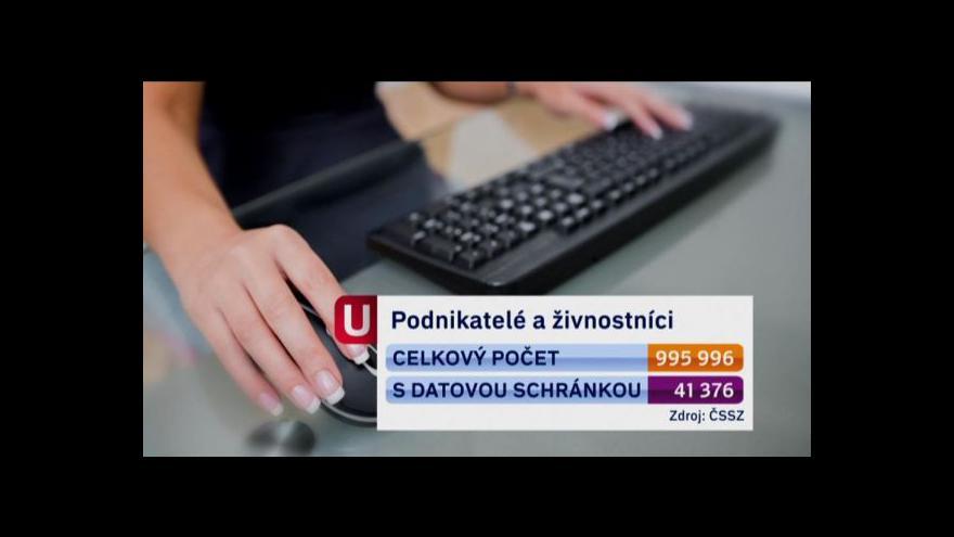 Video Novinka České správy sociálního zabezpečení