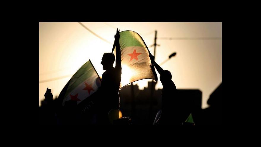 Video Zahraniční výbor Senátu schválil akci v Sýrii