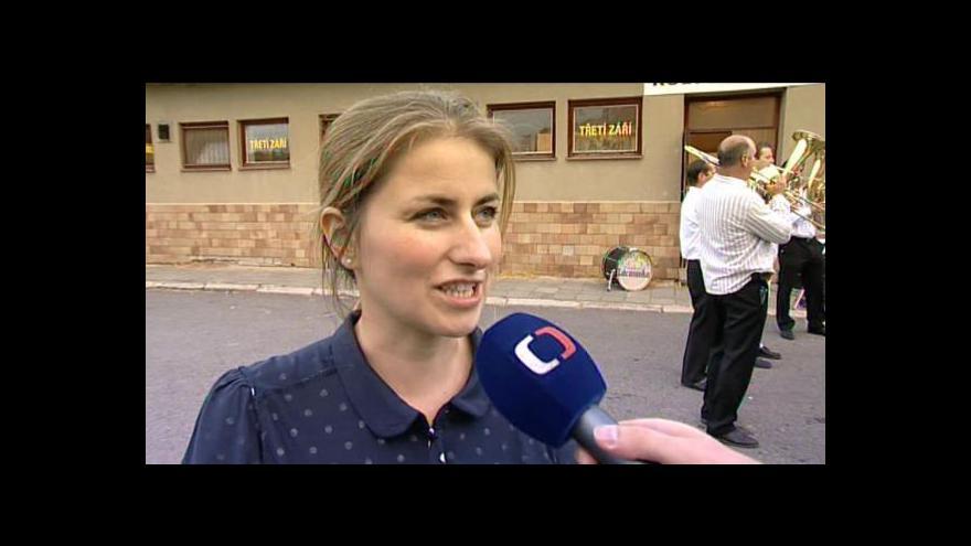 Video Kateřina Šedá o Bedřichovicích
