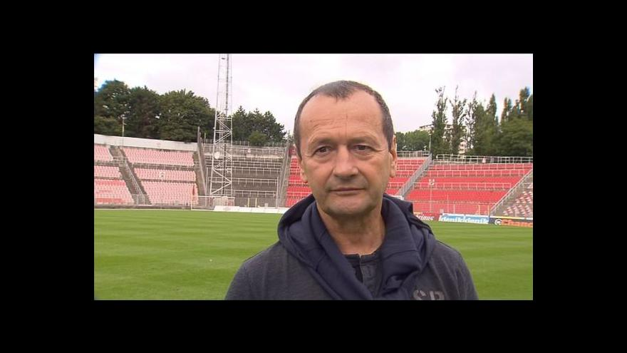Video Rozhovor se sportovním ředitelem Zdeňkem Kudelou