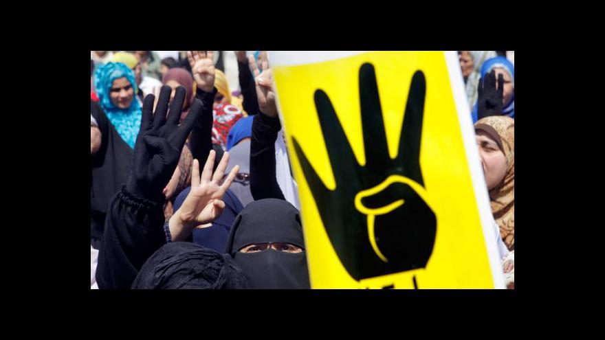 Video Yaser Daniel Reizk o trestech pro členy Muslimského bratrstva