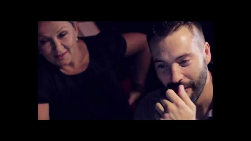 Video Bára Basiková - Belleville