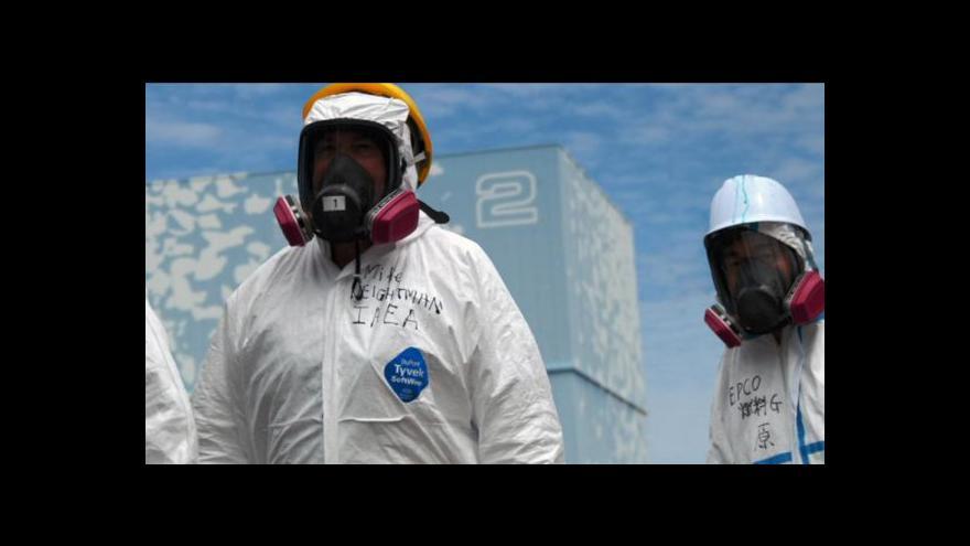 Video Radiace ve Fukušimě tématem Událostí