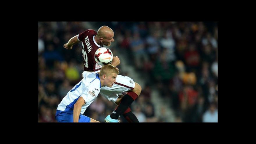 Video Sestřih utkání Sparta - Ostrava