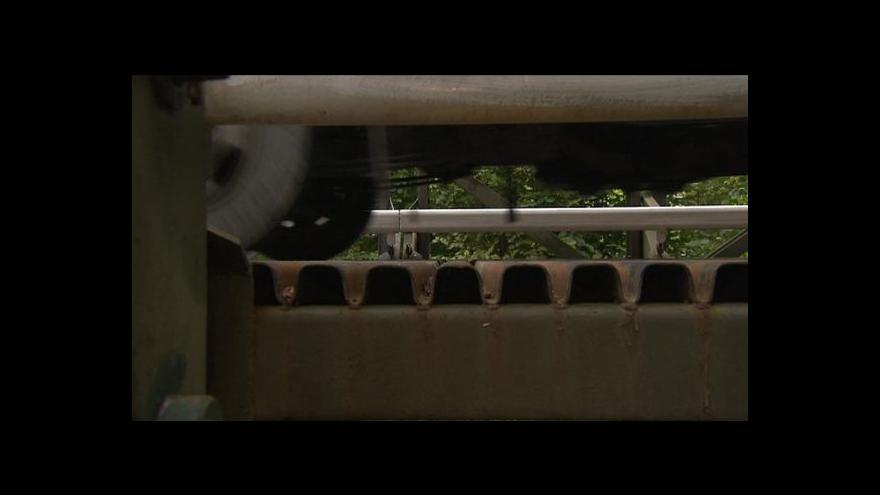 Video Milan Brunclík o třebaňském mostu