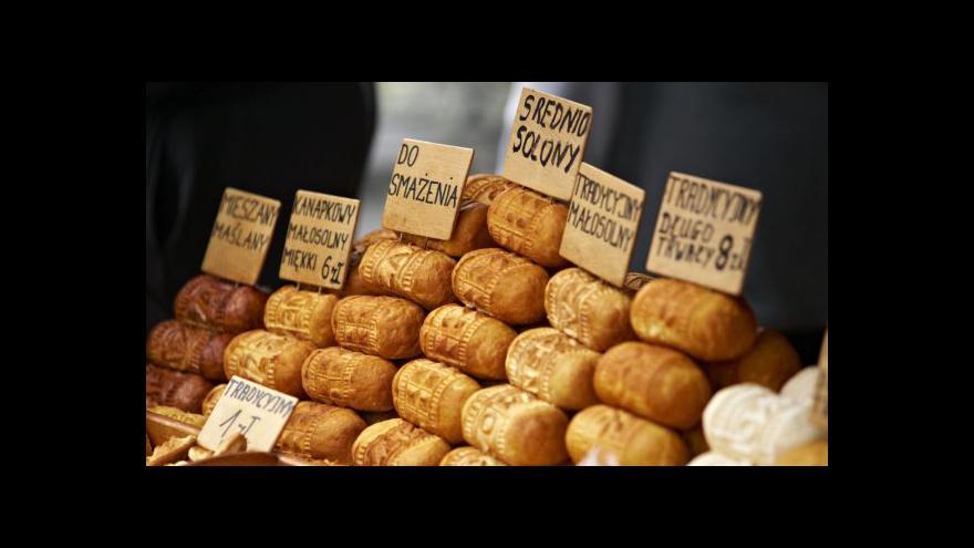 Video Polské potraviny tématem Událostí