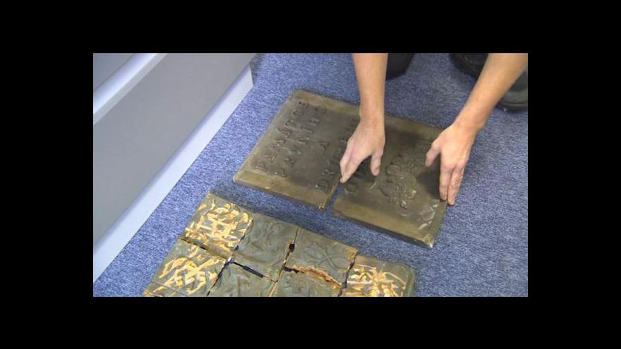 Video Lucie Pokorná o ukradených deskách