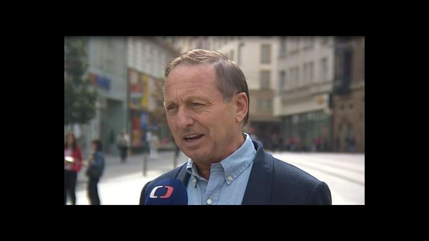 Video Hovoří Vít Unzeitig z České gynekologické a porodnické společnosti