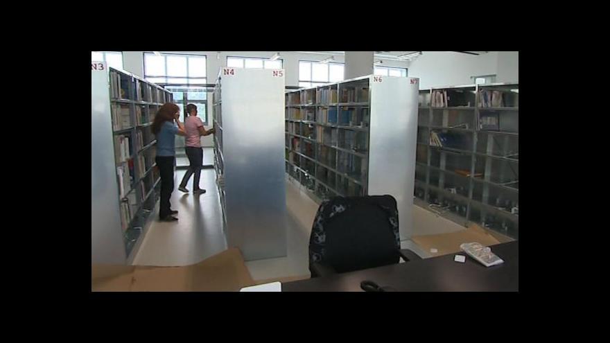 Video Hovoří Helena Šimová z Krajské knihovny Františka Bartoše ve Zlíně