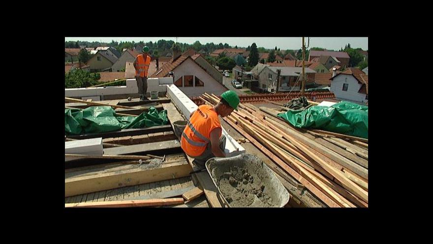 Video Situace ve stavebnictví