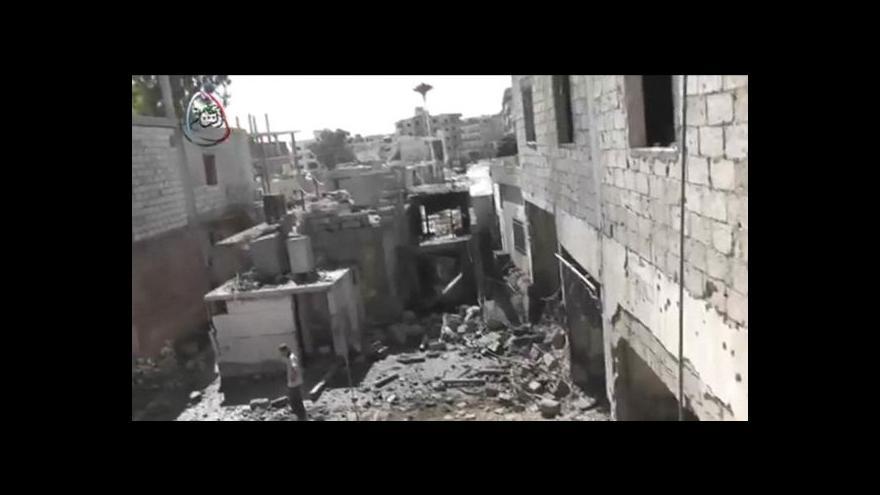 Video Petr Zavadil o reakci Francie k situaci v Sýrii