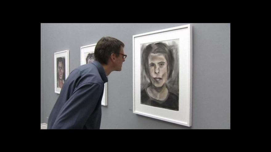 Video Bob Dylan malířem