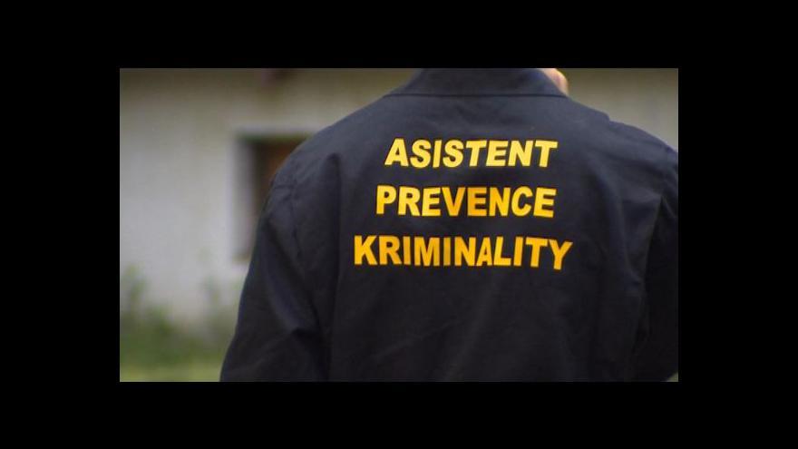 Video Petra Tachecí o děčínských asistentech strážníků