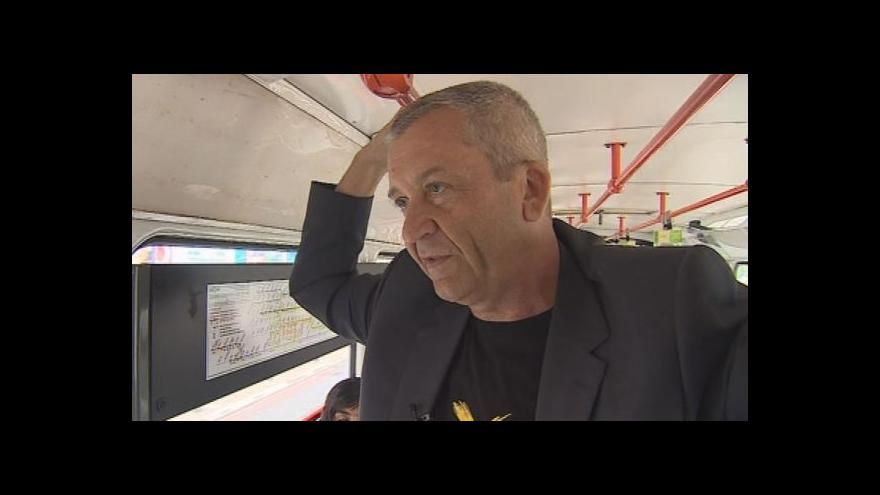 Video Vedoucí tarifního odboru Vít Prýgl o tricích cestujících