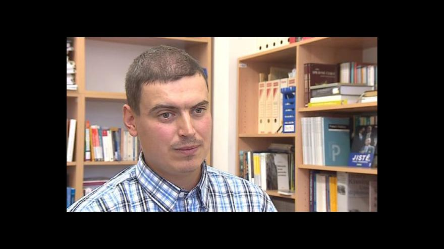 Video Politolog Michal Pink o povolebním rozhodování Michala Haška