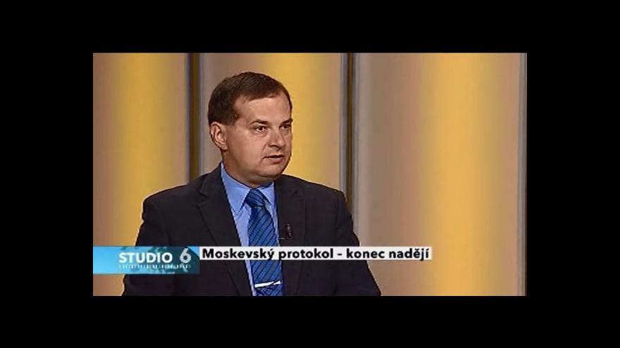 Video Rozhovor s historikem Janem Kalousem
