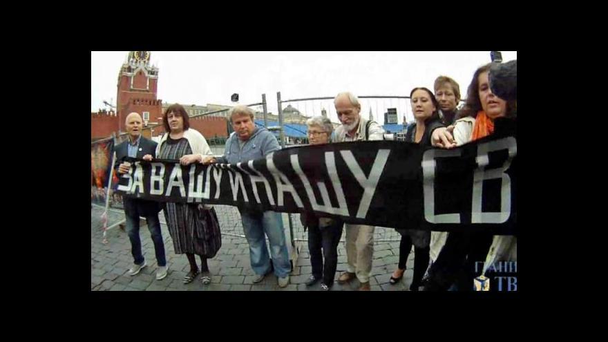 Video Reportáž Hany Scharffové, Miroslava Karase a Barbory Peterové
