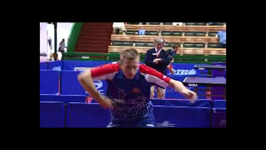 Video Na olomouckém turnaji World Tour pokračuje jen Pavel Širůček