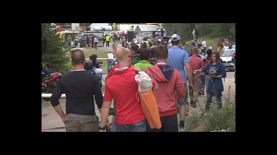 Video NO COMMENT: Atmosféra druhého dne Grand Prix