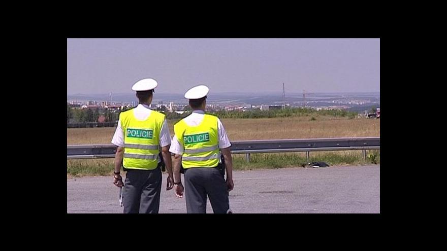 Video Telefonát policejního mluvčího Pavla Švába