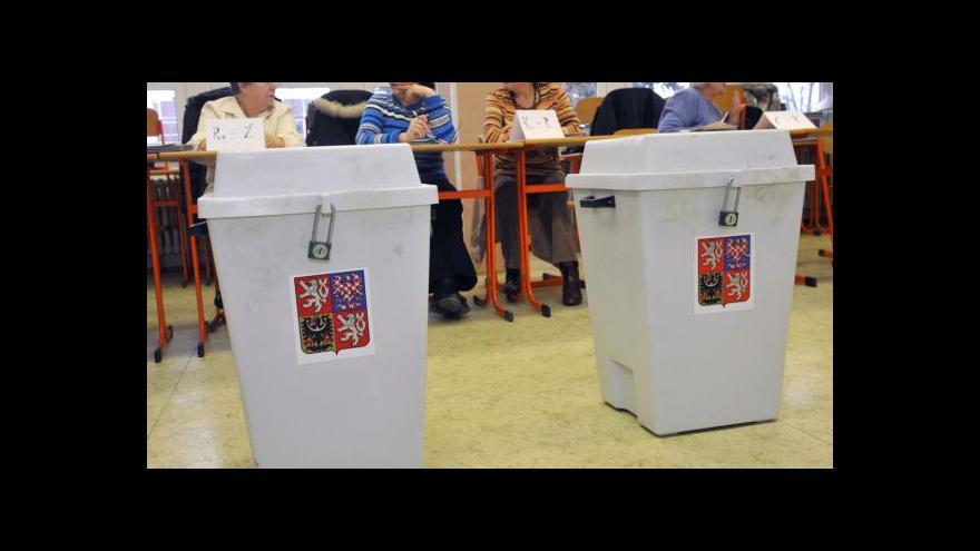 Video Události o přípravách na předčasné volby