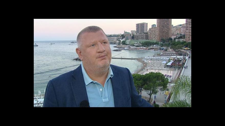 Video Rozhovor s Ivo Rittigem