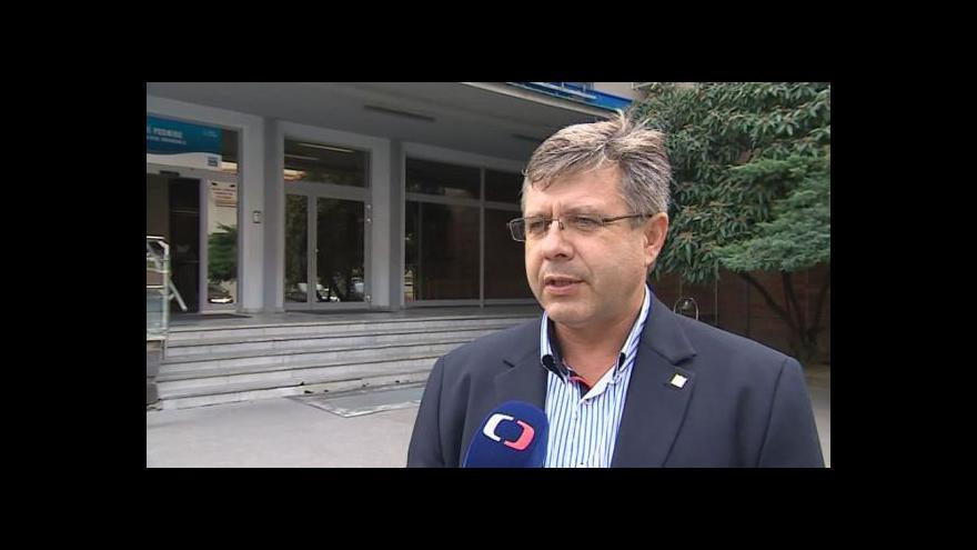 Video Hovoří generální ředitel Povodí Moravy Radim Světlík