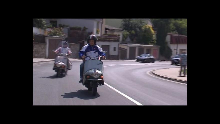 Video Český jezdec Karel Abraham o vyjížďce