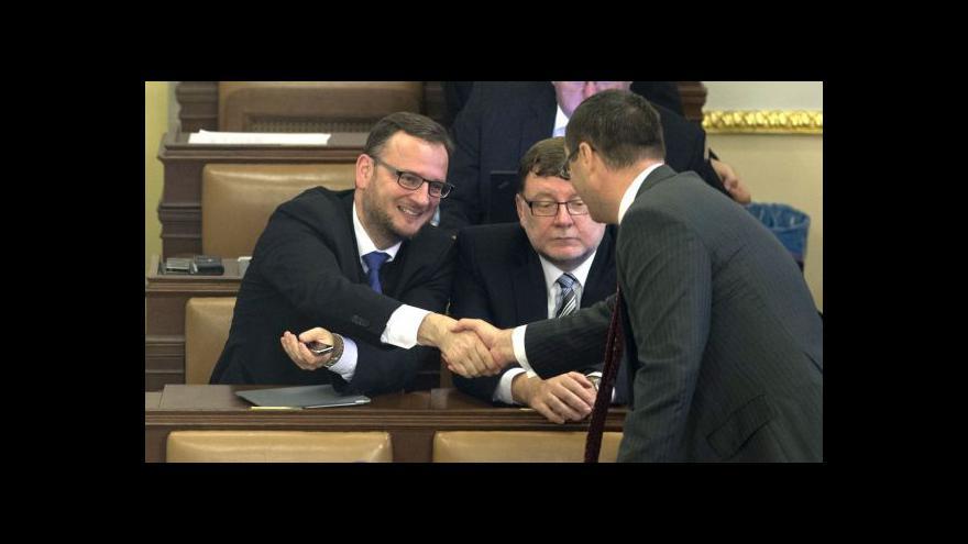 Video Reportáž o poslaneckých plánech