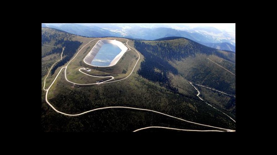 Video Vodní elektrárna Dlouhé Stráně