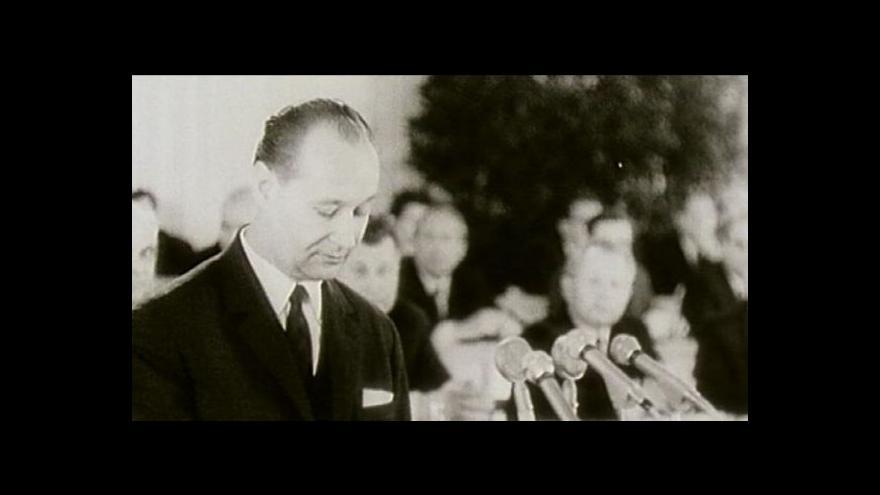 Video 45. výročí srpnové okupace
