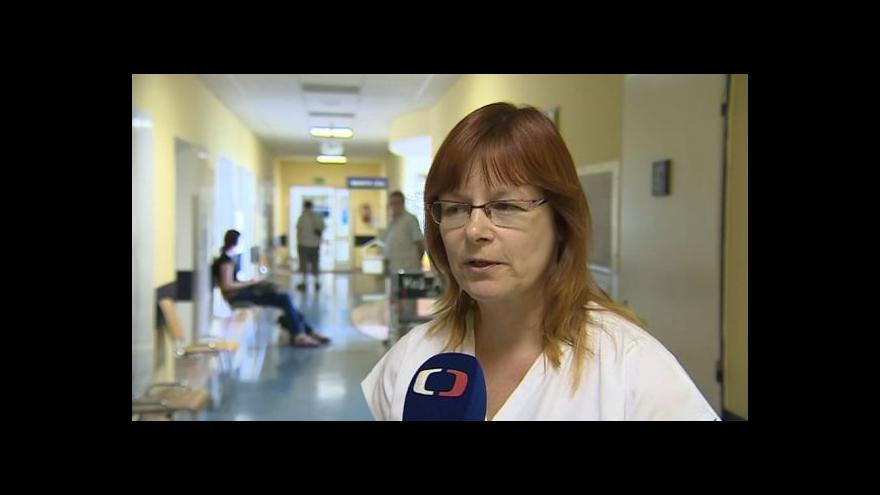 Video Hovoří primářka Dermatovenerologické kliniky Olga Faustmannová